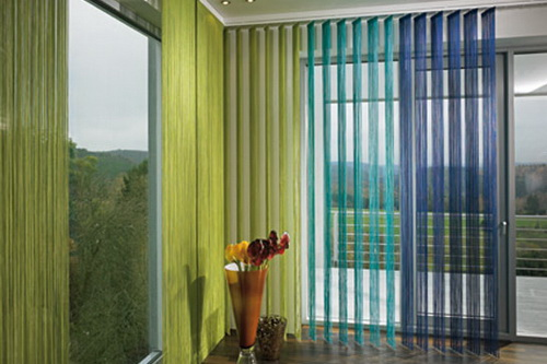 Как правильно стирать нитяные шторы